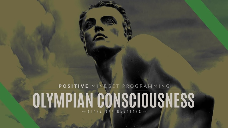 Olympian Consciousness Higher Self Affirmations Alpha Affirmations