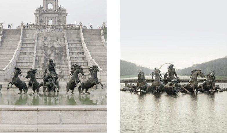 Тяньдучэн — китайский город, скопированный с Парижа