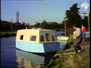 Amphibious Caravan (1955)