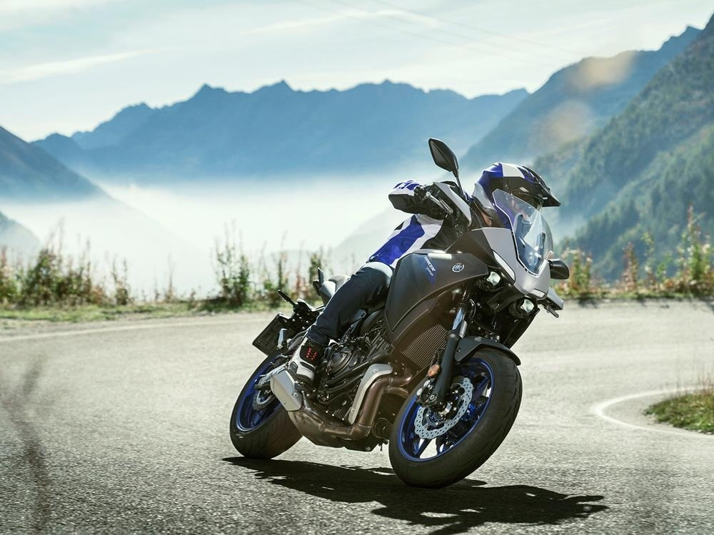 Мотоцикл Yamaha Tracer 700 2020
