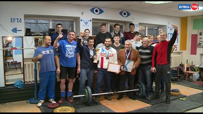 Первое место и два мировых рекорда воспитанник спортшколы Спартак Мовсар Сулейманов стал победителем чемпионата