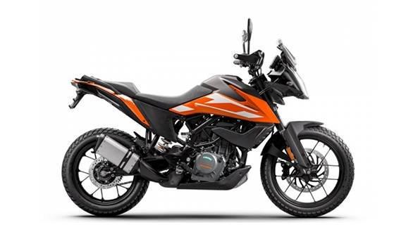 Турэндуро KTM 250 Adventure 2020 (только Индия, пока что)