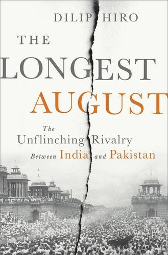 Dilip Hiro] The Longest August  The Unflinching R