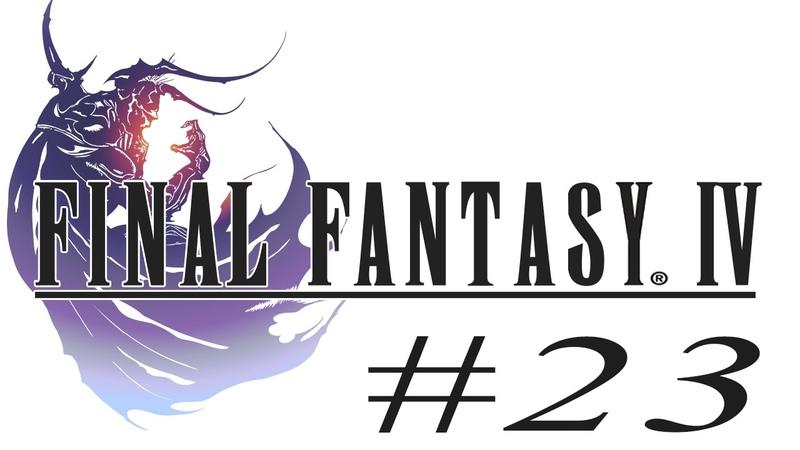 Let's Play Final Fantasy 4 Deutsch 23 Ein schmerzhaftes Wiedersehen
