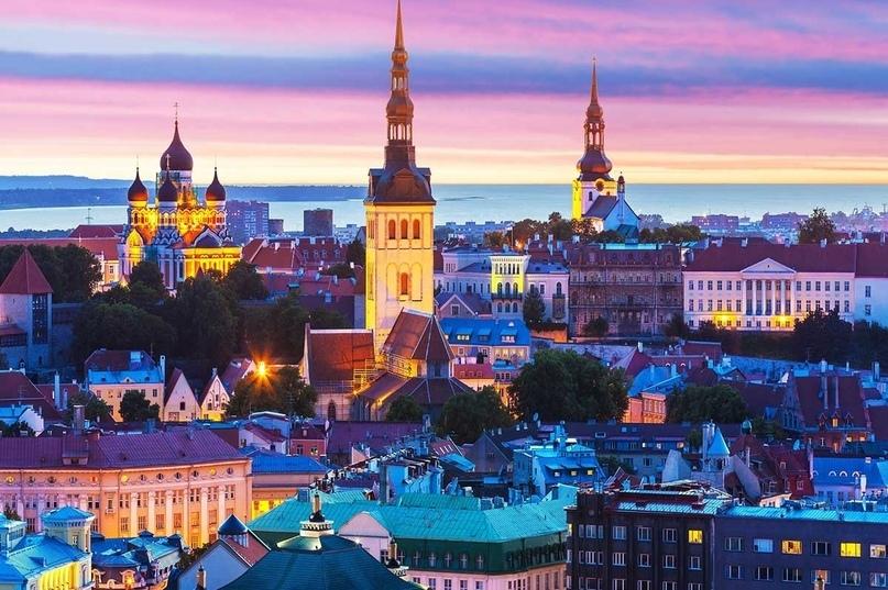 Страны мира — Эстония, изображение №6