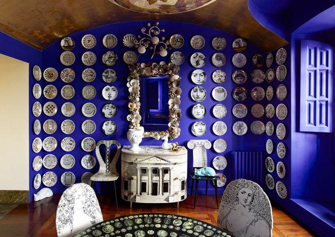 Квартира коллекционеров Форназетти в Турине