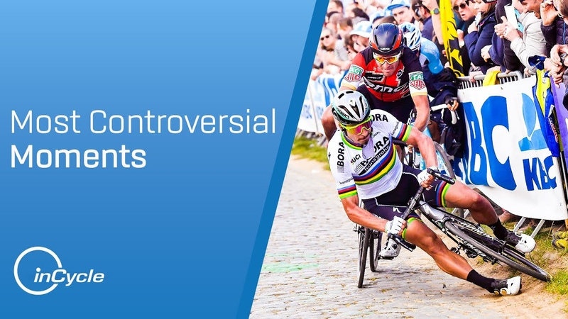 Most Controversial Cycling Moments 2017 2019 inCycle