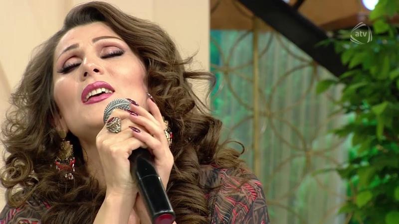 Gülyanaq Məmmədova - Çıxıb Gedirəm (Şou ATV)