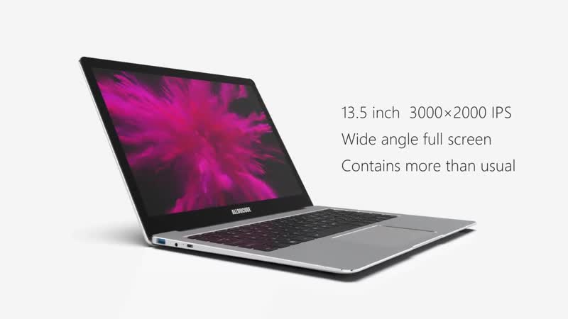 Ультрабук ALLDOCUBE KBook Intel Core M3 8GB512GB
