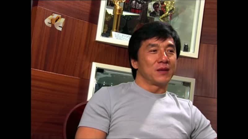 Приключения Джеки Чана Интервью с Джеки Чаном сезоны 1 5