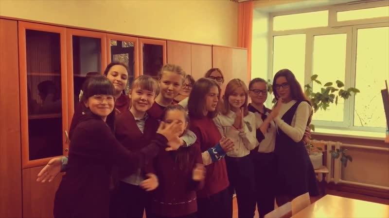 День учителя в Луковецкой СШ!