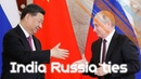 Is China the only thorn in India Russia ties