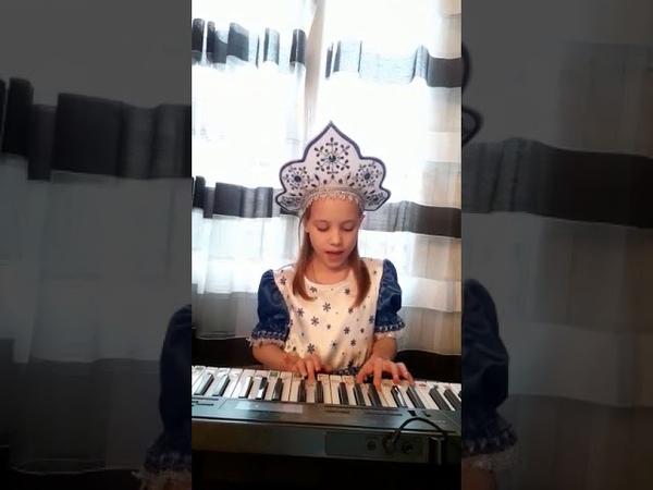 Soft Mozart Recital 2019 2020 Sofia 6 plays Vasilek