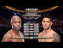 Fight Night Boston Free Fight: Chris Weidman vs Anderson Silva 1