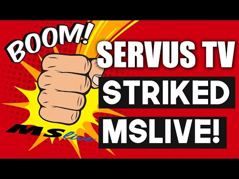 Handball zu Weiß, WKR-Ball zu rechts Servus TV striked meinen Livestream