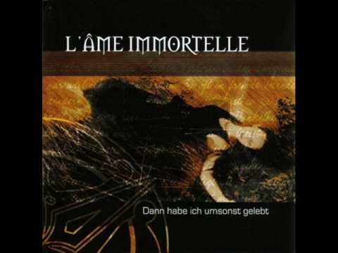 L'ame Immortelle Epitaph