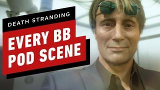 Death Stranding: Here's Every BB Pod Cutscene (Spoilers!)
