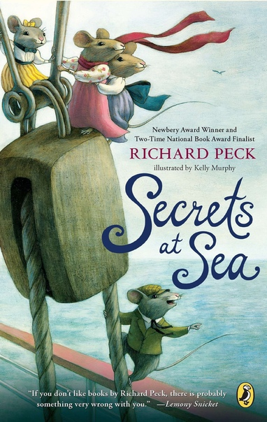 Richard Peck - Secrets at Sea