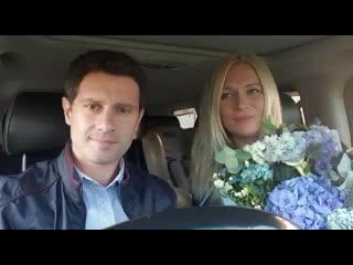 Приглашение Антона и Виктории Макарских на концерт в Саранске