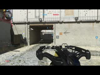 Decided to fool around with the crossbow in s&d. modern warfare