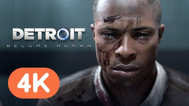 Detroit Become Human Official PC Release Date Trailer 4K