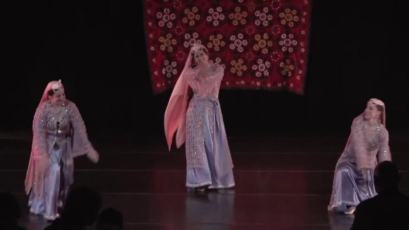 Afghan Folk song Mir Maftoon With Tajik Dancers 2019 New میرمفتون