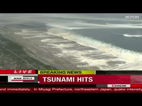 CNN Breaking News Japan's Earthquake and Tsunami