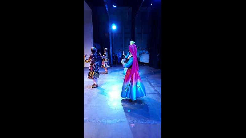 Андижанская полька узбекский танец арт студия Праздничная шкатулка НОВОСИБИРСК 2019