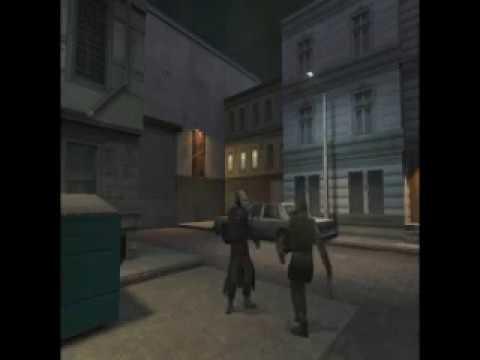 SIGGRAPH 2000 [Half-Life 2 - Get Your Free TVs! techdemo]