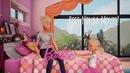 Челлендж 7 секунд Влог Барби Русские субтитры