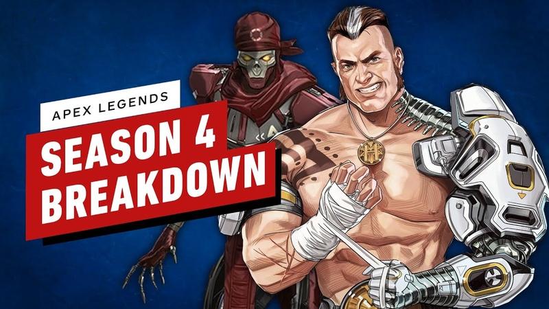 Apex Legends Season 4 Details, Lore, and Theories (Gameplay Breakdown)