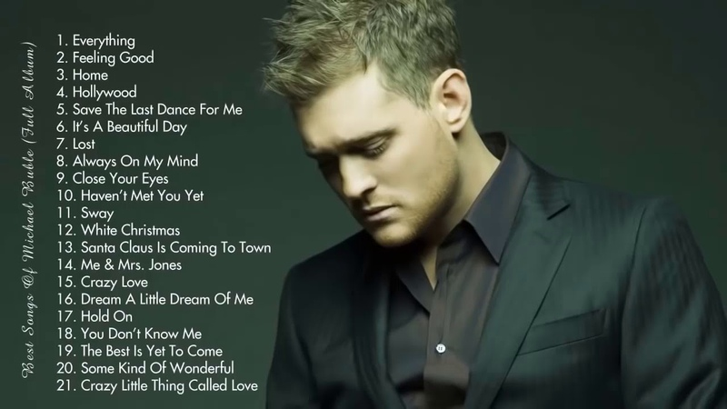 Michael Buble Greatest Hits Full Album 2018 - Best Songs of Michael Buble