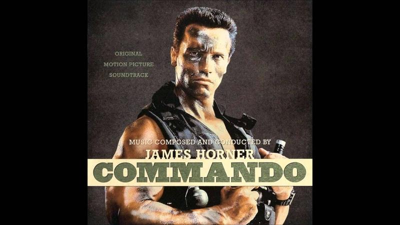 21 - Someday, Somehow, Someones Gotta Pay - James Horner - Commando