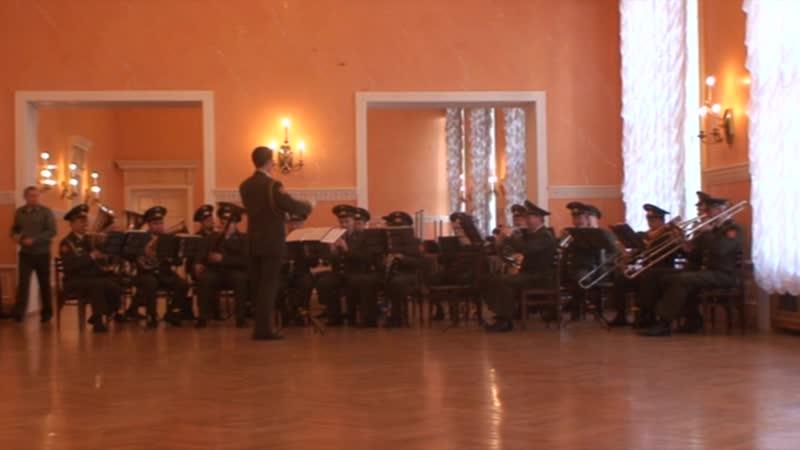 Духовой оркестр Show Band Vivat Вальс из к ф А зори здесь тихие