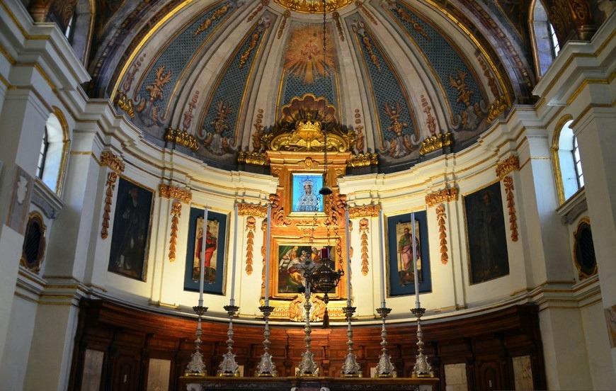 wqxRm2N4YP0 Церковь Пресвятой Богородицы Побед в Валлетте.