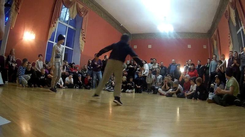 Серега vs Женя Тай Breaking Kids Tver NY JAM 2019