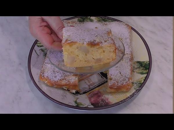 Яблочный ПИРОГ просто тает во рту… Кулинарный Клуб