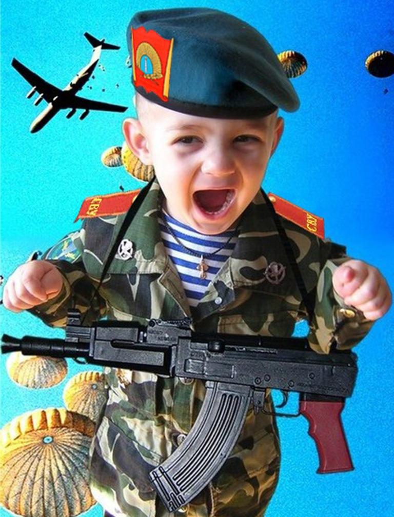 С ДНЕМ ВОЗДУШНО-ДЕСАНТНЫХ ВОЙСК РОССИИ!
