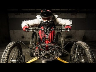 DOWNHILL ON FOUR WHEELS IT`S AMAZING 🔥(2021)