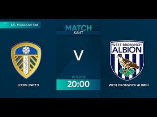 AFL19. England. Championship. Day 22. Leeds United - West Bromvich Albion