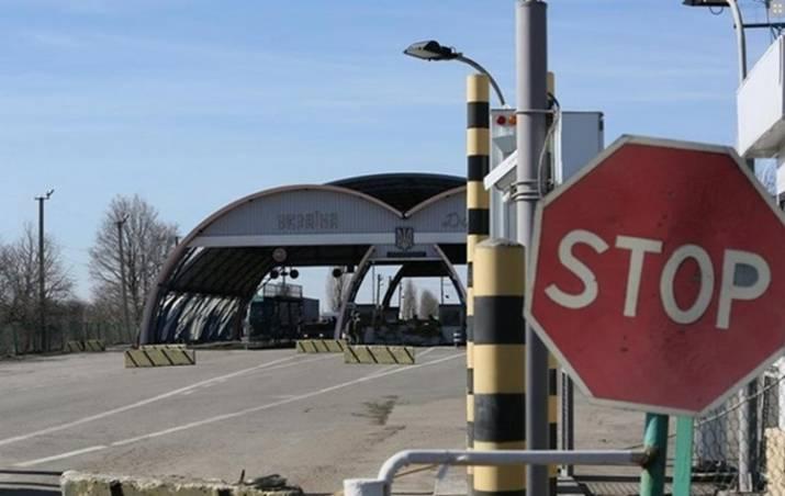 Боевики «ЛНР» закрыли свои пункты пропуска на границе с Россией