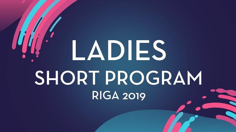 Olga Mikutina AUT Ladies Short Program Riga 2019