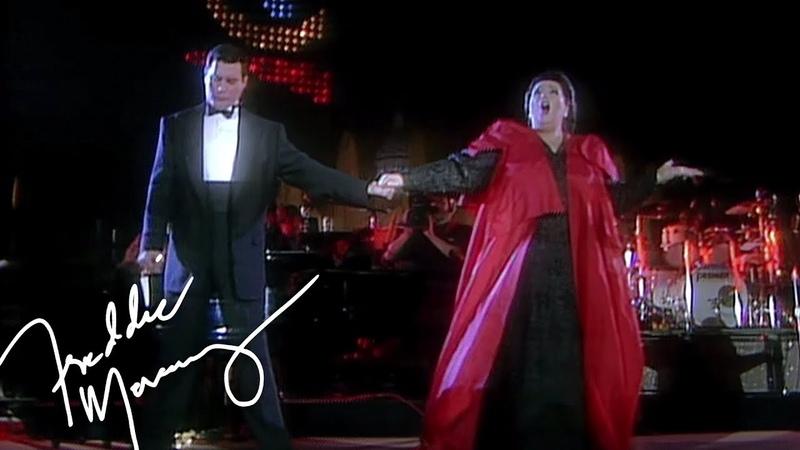 Freddie Mercury Montserrat Caballé - How Can I Go On (Live at La Nit, 1988 Remastered)