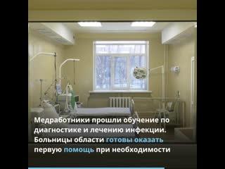 Меры борьбы с коронавирусом в Самарской области