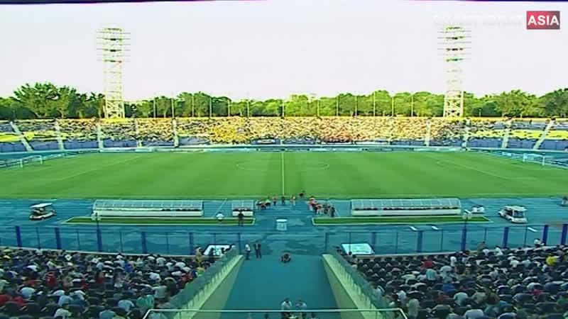 Узбекистан. Кубок-2009-F. Пахтакор - Бунёдкор (1-0)
