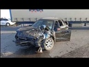 ДТП на трассе Тюмень-Екатеринбург: Тонар въехал в Опель, Opel откинуло на встречную полосу на Subaru