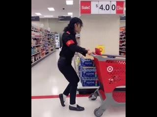 Wow! вот как надо ходить за покупками!