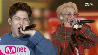[KCON JAPAN]  - INTRO Perf. + Hot PotatoㅣKCON 2018 JAPAN x M COUNTDOWN 180419