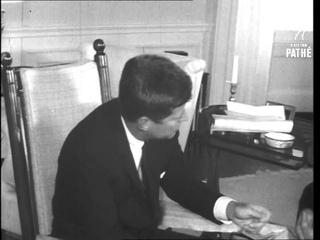 Kennedy Meets Gromyko To Discuss International Situation AKA Kennedy Meets Gromyko  (1961)