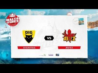 Dignitas vs AVEZ - Malta Vibes - map2 - de_vertigo [TheCraggy]